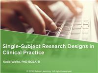 Single-Subject Research Designs in Clinical Practice