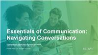 Essentials of Communication: Navigating Conversations