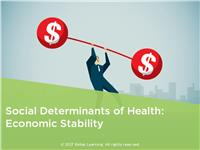Social Determinants of Health: Economic Stability