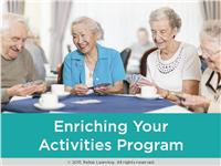 Enriching Your Activities Program